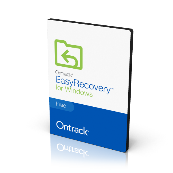 Ontrack EasyRecovery data recovery software windows