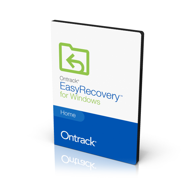 Ontrack EasyRecovery Home for Windows