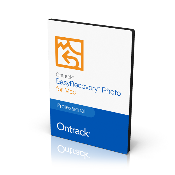 Ontrack EasyRecovery Photo Professional for Mac