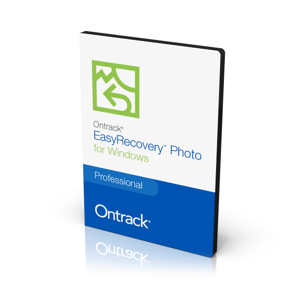 Ontrack EasyRecovery Photo software