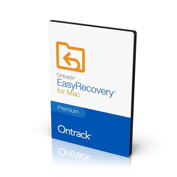 Ontrack EasyRecovery Premium for Mac