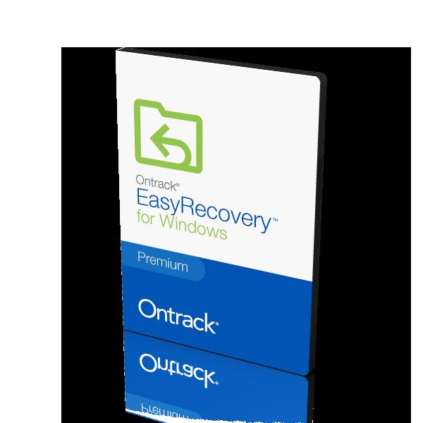 Ontrack EasyRecovery Premium for Windows