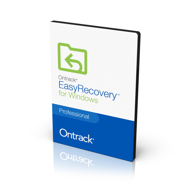 Ontrack EasyRecovery for Windows